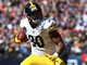 Watch: James Conner rumbles down sideline