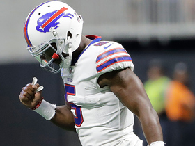 Tyrod Taylor floats it up...and Jordan Matthews hauls it in for a TD
