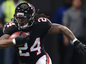 Devonta Freeman churns into the end zone for the TD