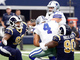 Watch: Dak tosses up pass under pressure and Mark Barron takes advantage