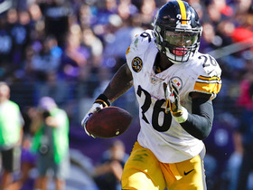Le'Veon Bell turns on the jets for BIG 21-yard gain