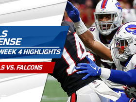 Bills defense highlights | Week 4