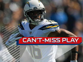 Can't-Miss Play: Philip Rivers connects DEEP with Tyrell Williams