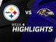 Watch: Steelers vs. Ravens highlights | Week 4