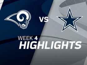 Rams vs. Cowboys highlights | Week 4