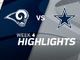 Watch: Rams vs. Cowboys highlights | Week 4