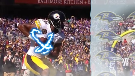 2017 2018 Bowl Schedule >> JuJu Smith-Schuster celebrates with his best 'Dragon Ball Z' impression - NFL Videos