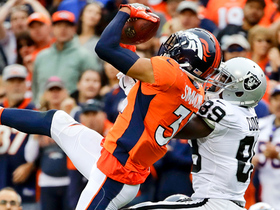 No-Fly Zone: Justin Simmons outleaps Amari Cooper for game-clinching INT