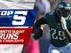 Watch: LeGarrette Blount top five runs | Week 4