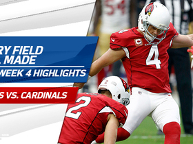 Every FG made in 49ers vs. Cardinals | Week 4