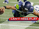 Watch: Can't-Miss Play: Russell Wilson slices through Colts D for TD run