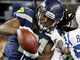 Watch: J.D. McKissic makes stellar TD grab between two Colts defenders