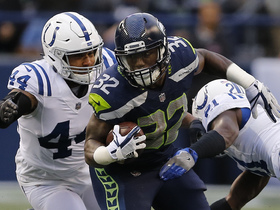 Ian Rapoport: Chris Carson suffers significant ankle injury