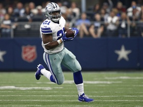 Pelissero: NFL seeking a stay of injunction in court Monday in Zeke case