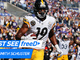 Watch: freeD: Roethlisberger looks off safety, hits JuJu Smith-Schuster for TD