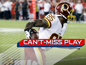 Can't-Miss Play: Vernon Davis makes defenders dizzy on 69-yard catch