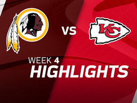 Redskins vs. Chiefs highlights | Week 4