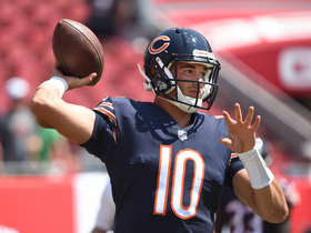 Was it the right decision to bench Mike Glennon for Mitchell Trubisky?
