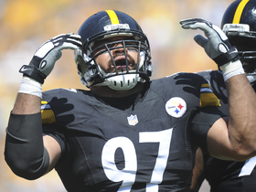 Cameron Heyward talks Ben Roethlisberger, Ryan Shazier, Antonio Brown