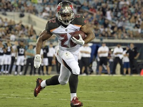Tiffany Blackmon: Doug Martin, Jacquizz Rodgers likely to split reps on Thursday night