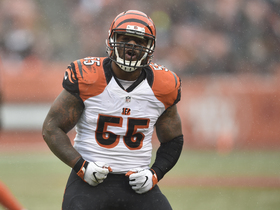 Carlos Dunlap: It's electrifying to have Vontaze Burfict on the field
