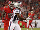 Watch: Brady floats an absolute DIME downfield to James White for monster gain