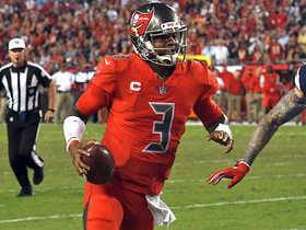Jameis Winston's last-second attempt at game winner falls incomplete