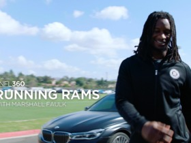 Watch: NFL 360: Todd Gurley and Marshall Faulk - Captioned
