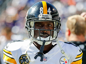 Receiving attention: Any issue with Antonio Brown's sideline antics?