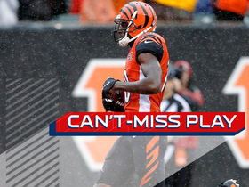 Can't-Miss Play: A.J. Green torches rookie CB White for long TD