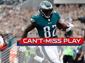 Can't-Miss Play: Carson Wentz goes DEEP to Torrey Smith for third TD of first quarter