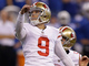 Watch: Robbie Gould nails a 43-yarder to tie it at the half
