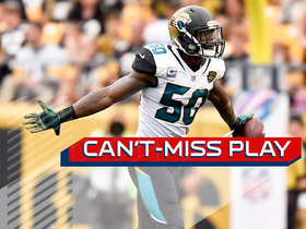 Can't-Miss Play: Telvin Smith takes interception to house for six