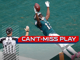 Can't-Miss Play: Nelson Agholor toys with defender, trust falls into end zone