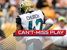 Can't-Miss Play: Jaguars' second pick-six of game is even better than the first