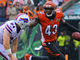 Watch: George Iloka puts the exclamation point win over Bills with INT