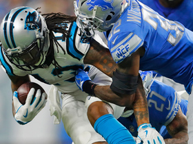 Kelvin Benjamin ices game with 17-yard catch
