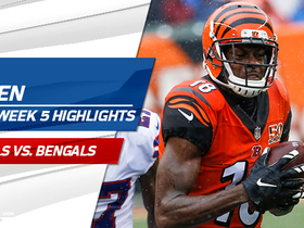 A.J. Green highlights | Week 5