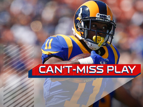 Can't-Miss Play: Tavon Austin skates through entire Seahawks' D for TD