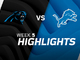 Watch: Panthers vs. Lions highlights | Week 5
