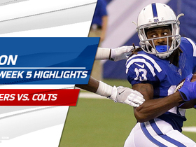 T.Y. Hilton highlights | Week 5