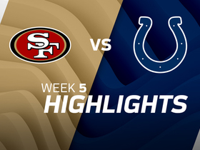 49ers vs. Colts highlights | Week 5