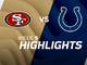 Watch: 49ers vs. Colts highlights | Week 5