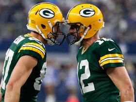 Aaron Rodgers finds Jordy Nelson for 10-yard TD on play-action