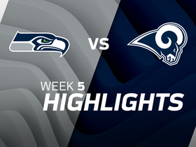 Seahawks vs. Rams highlights | Week 5