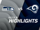 Watch: Seahawks vs. Rams highlights | Week 5