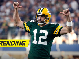 Aaron Rodgers leads Packers on ANOTHER game-winning drive against Cowboys