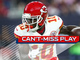 Watch: Can't-Miss Play: Tyreek Hill scorches Texans for 82-yard punt-return TD