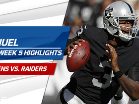 EJ Manuel highlights | Week 5