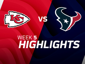 Chiefs vs. Texans highlights | Week 5